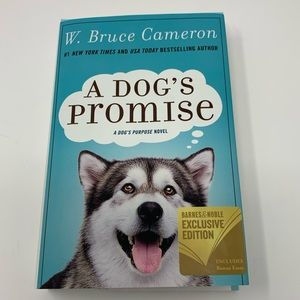 NEW A Dog's Promise NY Times Best Seller Book